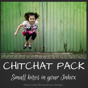 chitchat pack small bites